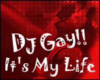 ゲイザーメン動画|DJ Gay!!It's My Life|おちんちんもろ見え