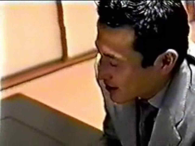 ゲイザーメン動画|カッコイイ大人に憧れる青年|ディルド