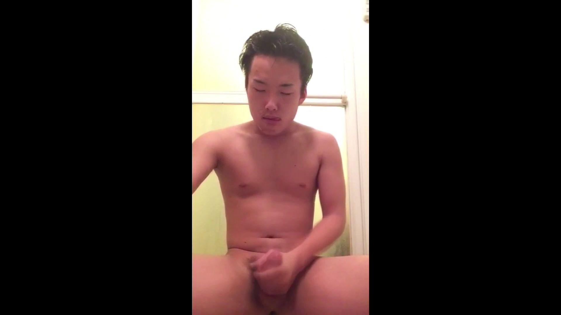 ゲイザーメン動画|お願いっ!僕のオナニー見て下さい♪Vol.09|モ無し