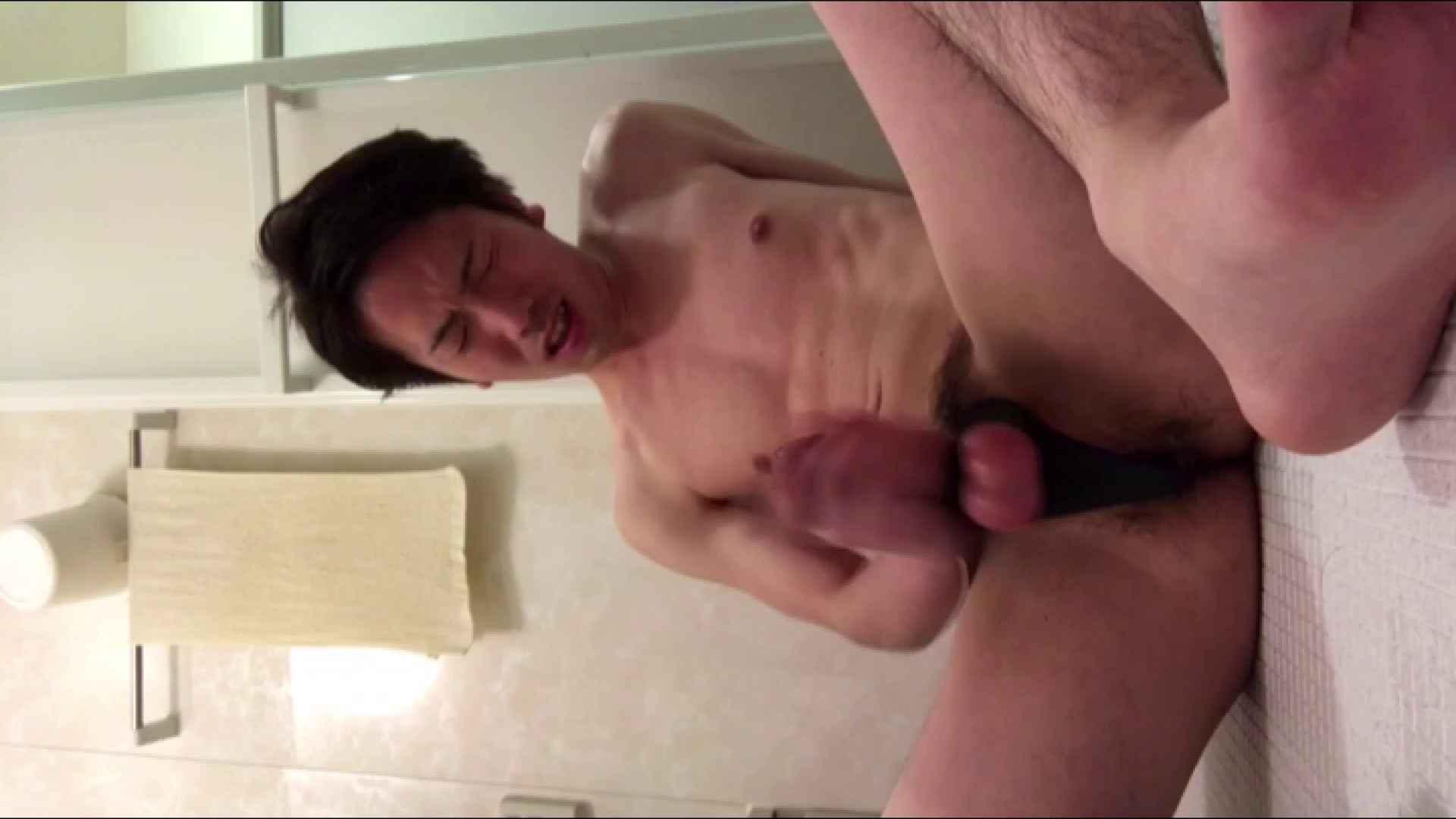 ゲイザーメン動画|お願いっ!僕のオナニー見て下さい♪Vol.27|手コキ