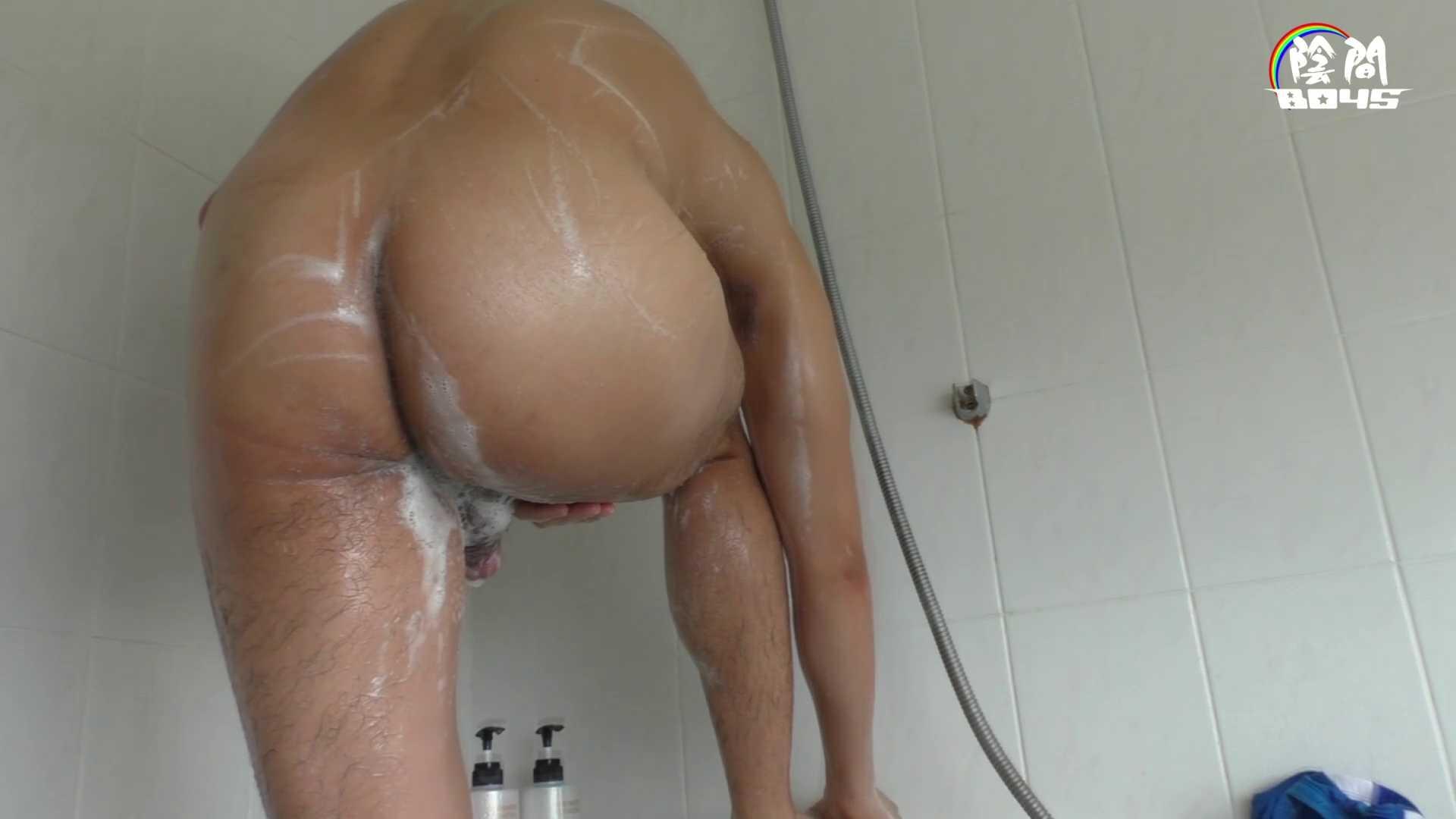 ゲイザーメン動画|アナルで営業ワン・ツー・ スリーpart2 Vol.10|入浴・シャワー