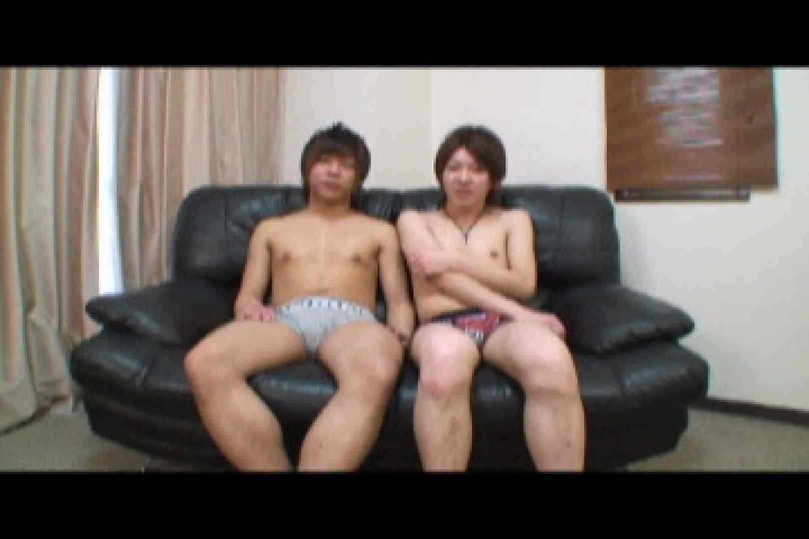 ゲイザーメン動画|コンビネーションBoys!vol.02|手コキ