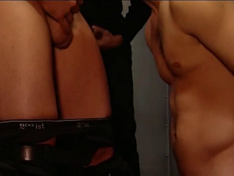 ゲイザーメン動画|アナルウォーズ~人間改造大作戦~ 後編|アナル舐め