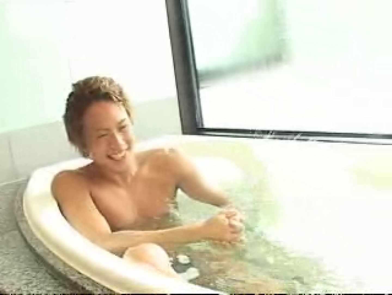 初体験♪♪♪♪♪byノンケイケメン青年。 アナル舐め   入浴・シャワー  82pic 1