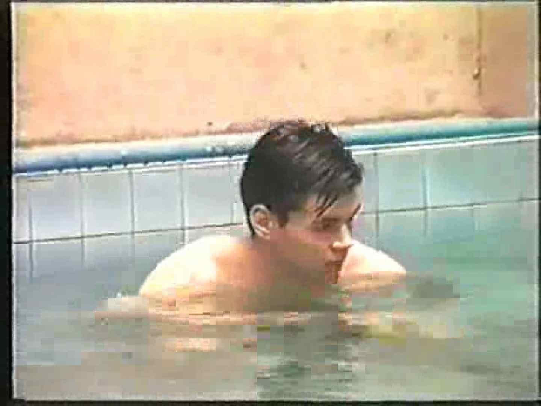 プールサイドギリギリのところでファック!! イケメンのsex   オナニー特集  92pic 71