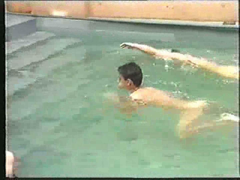 プールサイドギリギリのところでファック!! イケメンのsex   オナニー特集  92pic 73