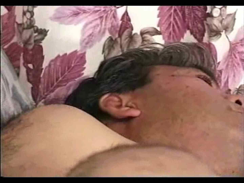 ゲイザーメン動画|新・熊おやじ様達の性生活VOL.1|四つん這い