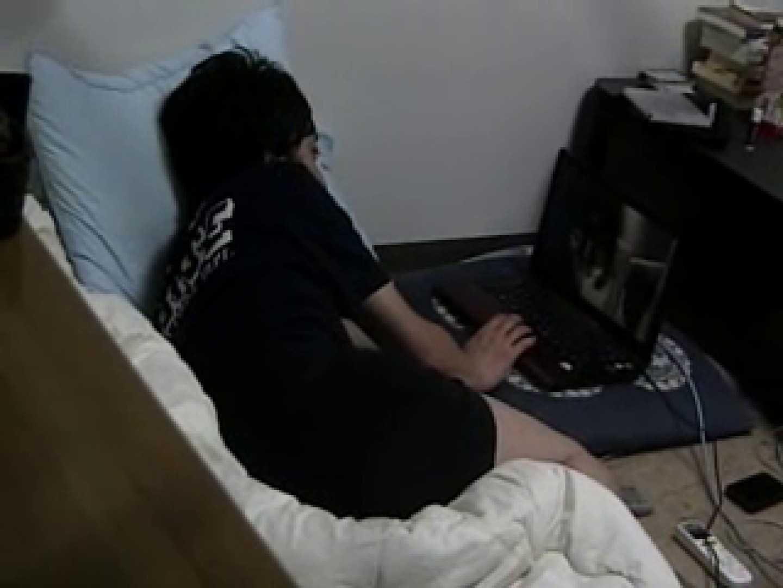 1人暮らしの男の子の部屋を覗き、オナニー隠し撮り! 完全無修正でお届け | 男天国  92pic 1