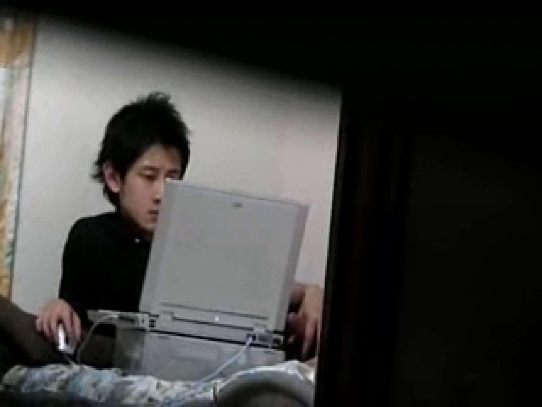 1人暮らしの男の子の部屋を覗き、オナニー隠し撮り!その4 ノンケボーイズ | 手コキ  70pic 37