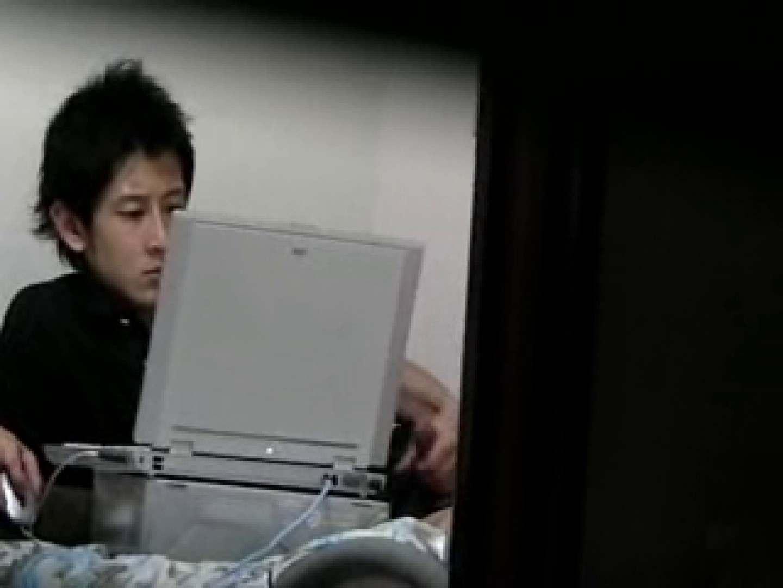 1人暮らしの男の子の部屋を覗き、オナニー隠し撮り!その4 ノンケボーイズ | 手コキ  70pic 42