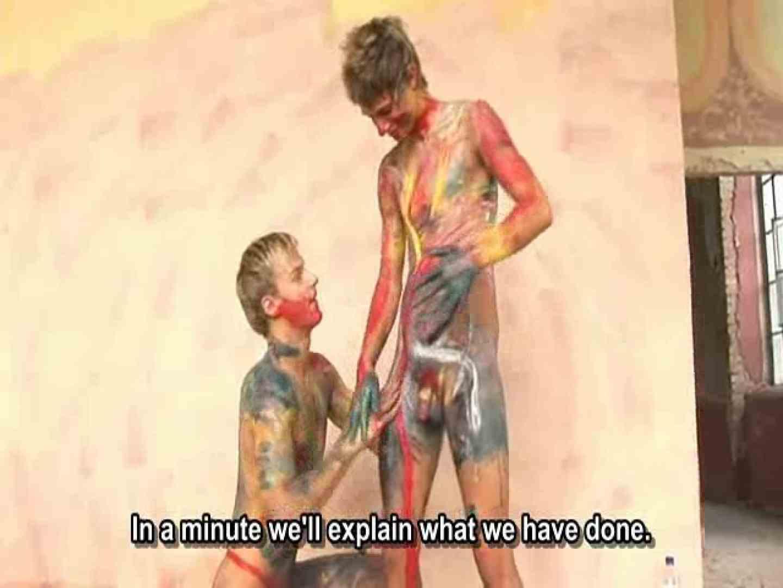ペンキ塗りの青年達。 セックス | 完全無修正でお届け  77pic 58
