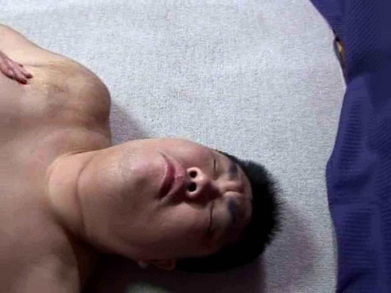 角刈りポッチャリ君とマスクマンの濃厚なセックス! 手コキ   セックス  55pic 54