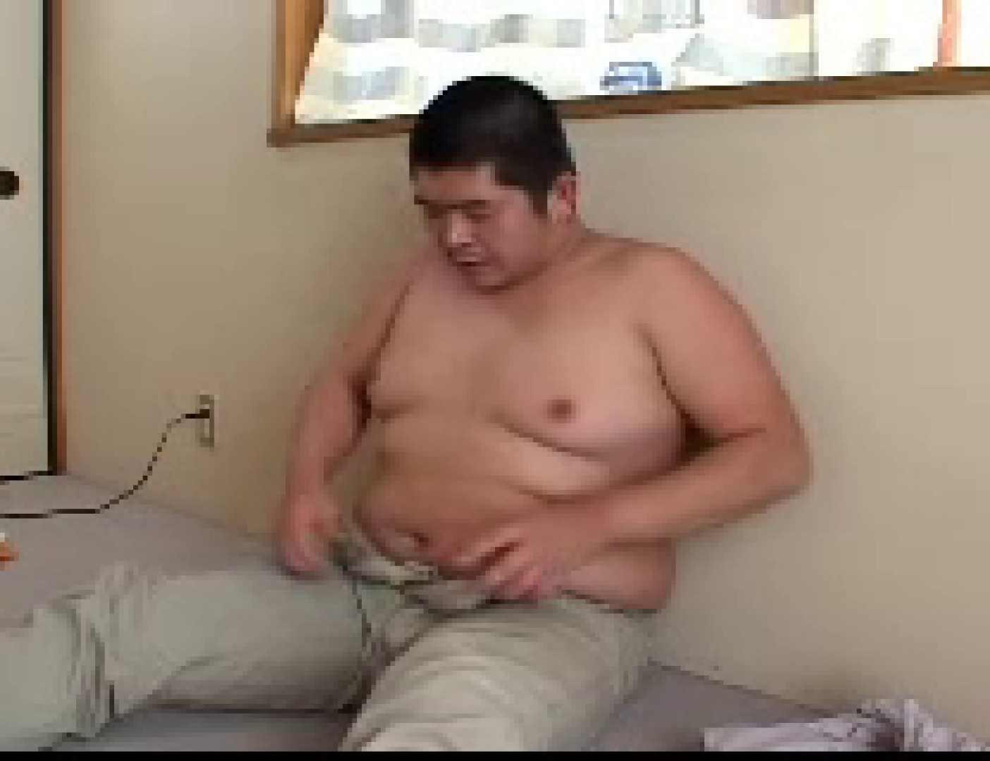 おデブ男の妄想オナニー アナルオナニー   男天国  88pic 21