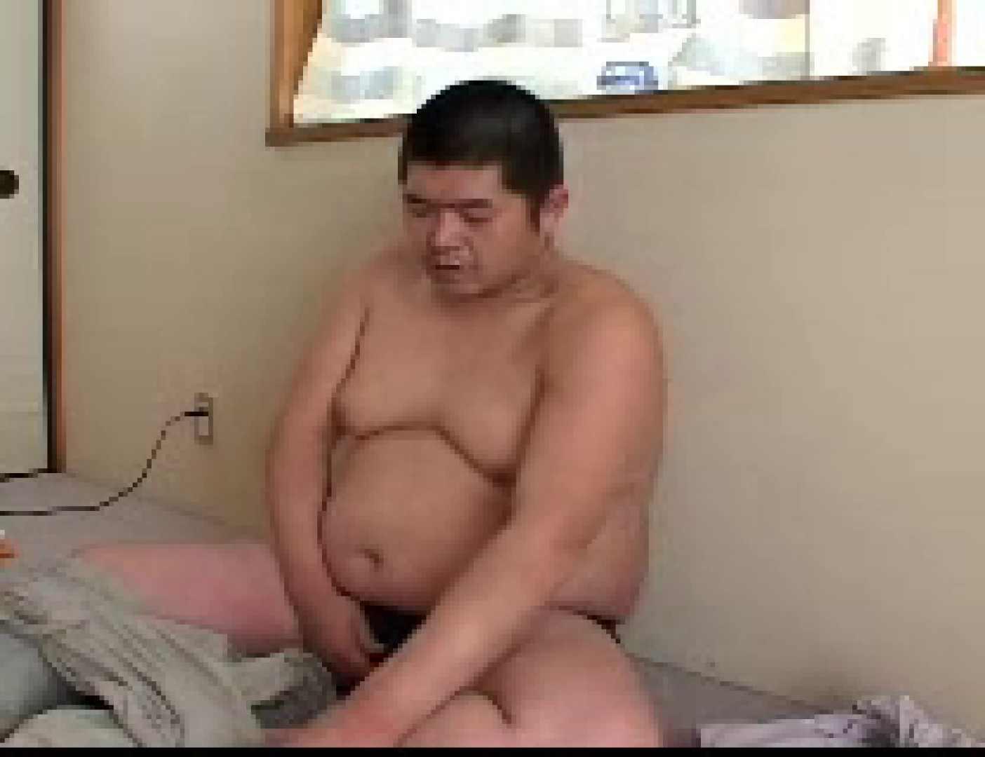 おデブ男の妄想オナニー アナルオナニー   男天国  88pic 22