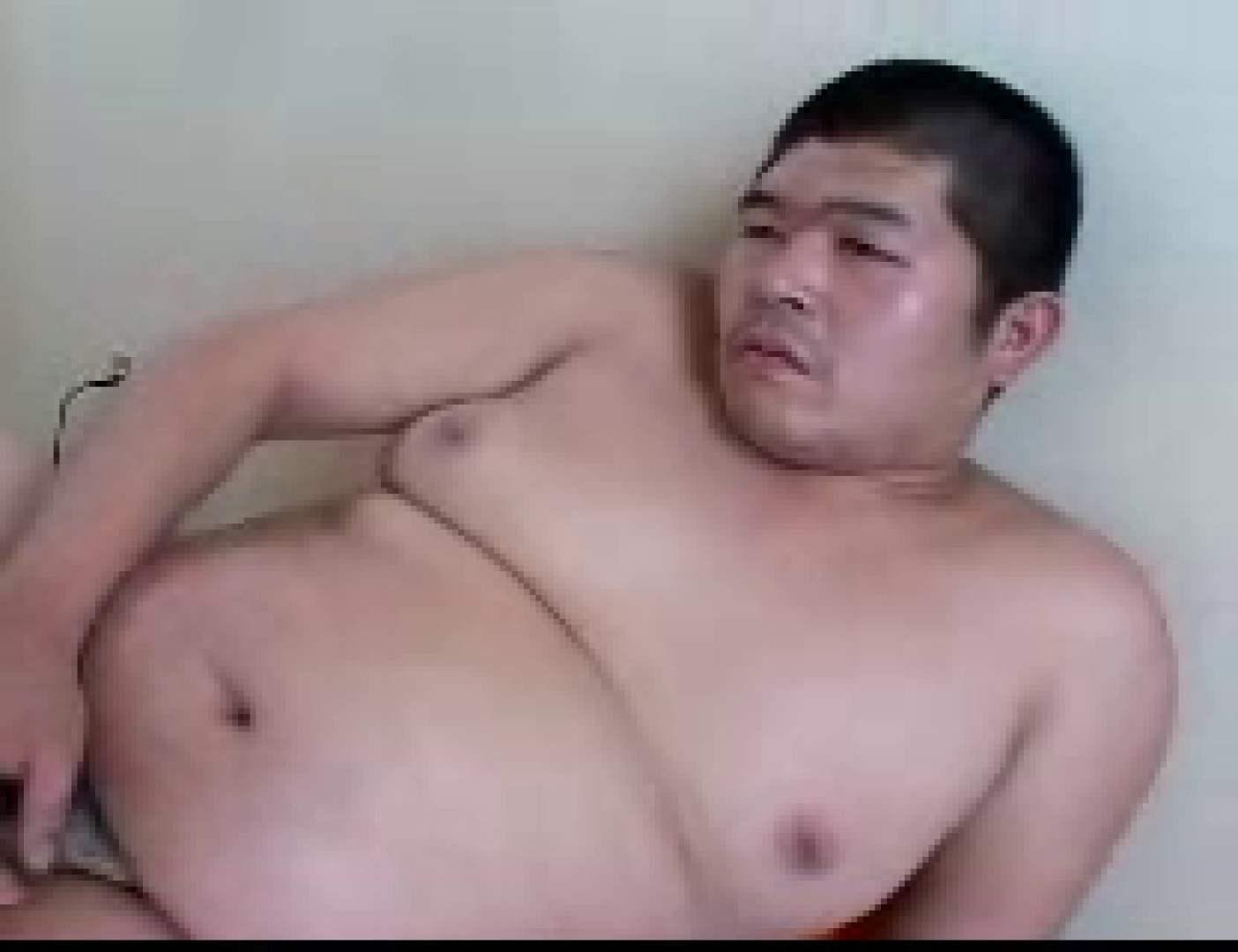 おデブ男の妄想オナニー アナルオナニー   男天国  88pic 35