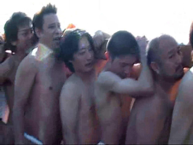 ゲイザーメン動画|日本の祭り 第三弾!江ノ島寒中神輿裸祭 平成22年度版 VOL.2|ノンケ