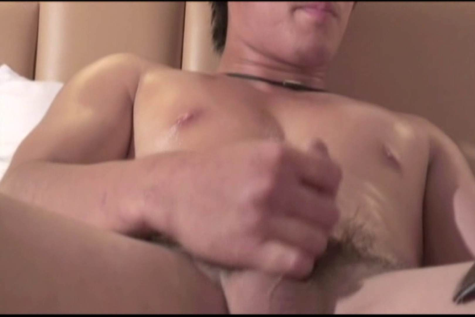 ゲイザーメン動画|アナPさん投稿!格闘系短髪お兄さんの自慰行為。|手コキ