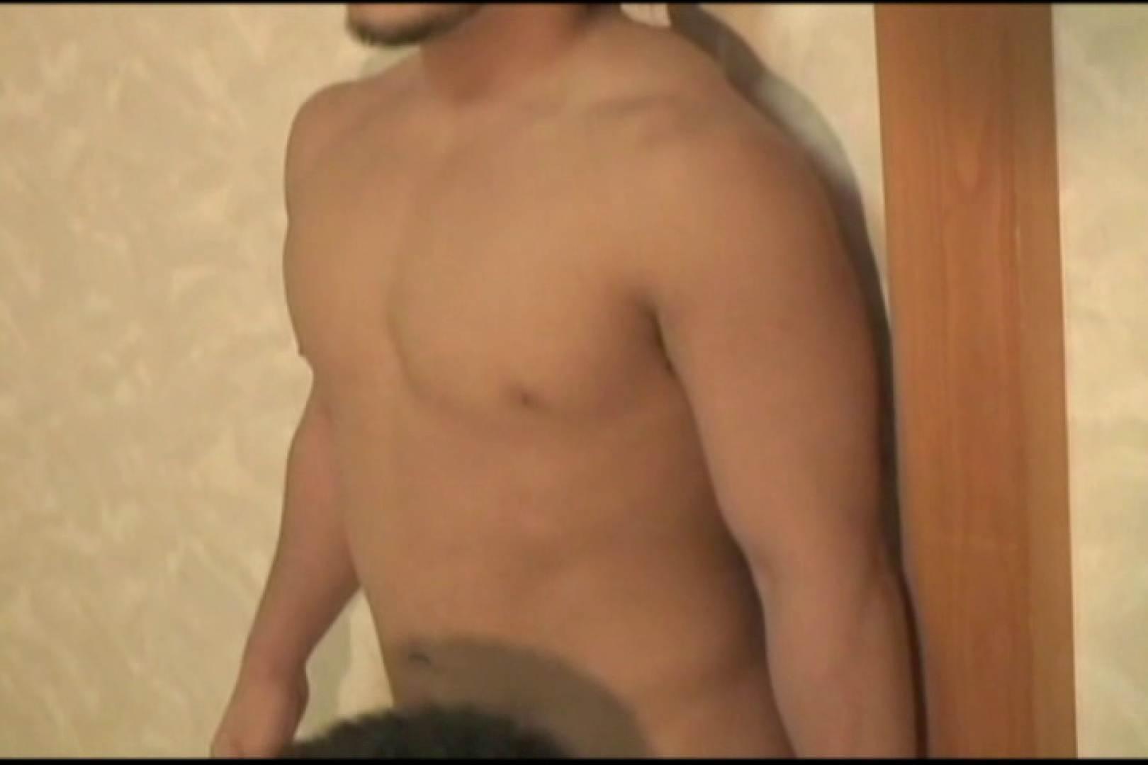 ジャニ系で髭がお似合いのお兄ちゃんを喰らう!後編 男天国   手コキ  68pic 27