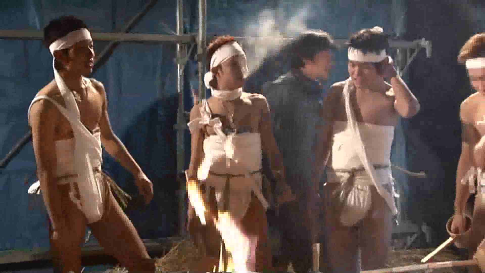 ゲイザーメン動画|日本の祭り第11弾!美●野●神社裸祭りハイビジョン編VOL.03|ふんどし