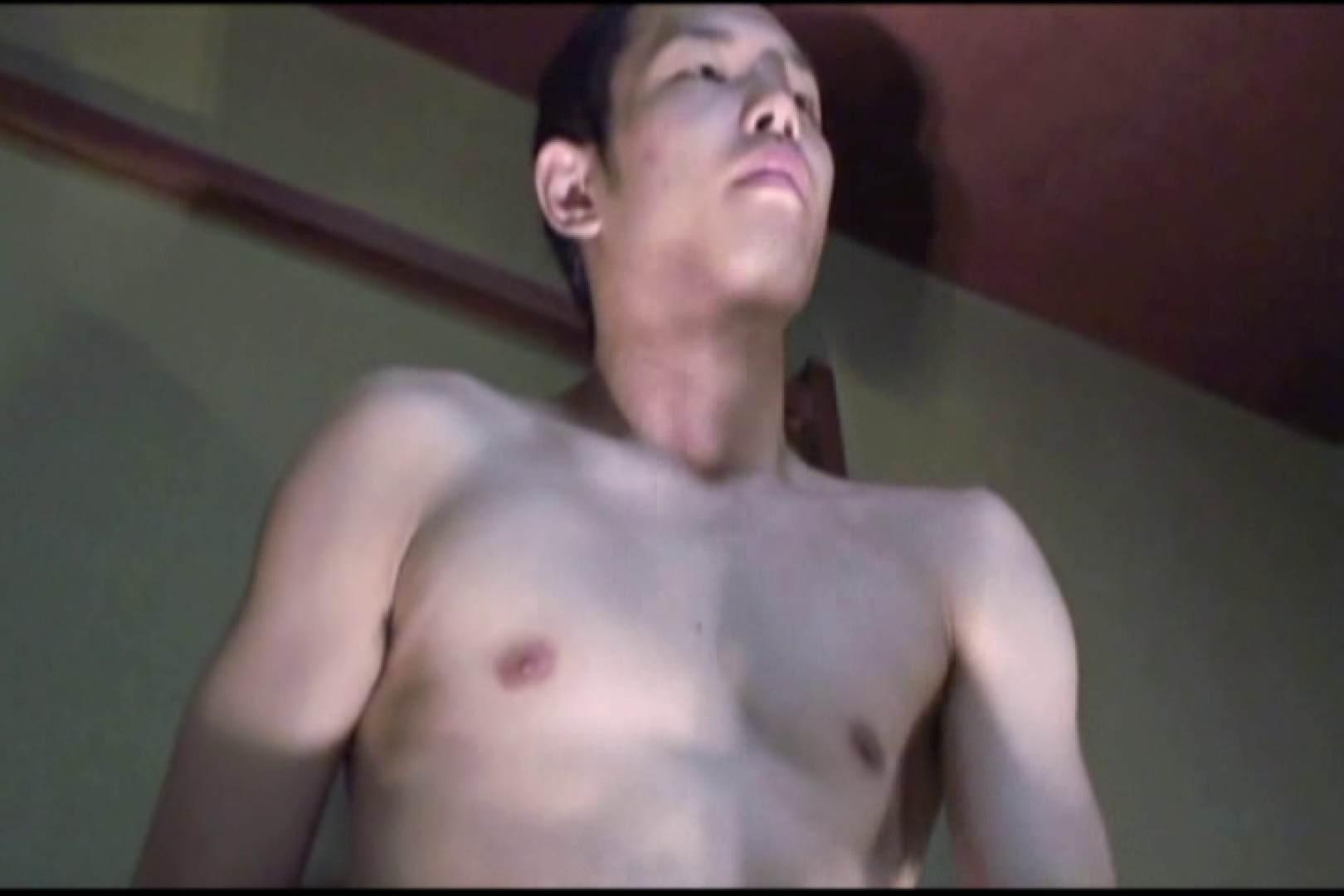 ゲイザーメン動画|畳の部屋で・・・昇天。|手コキ