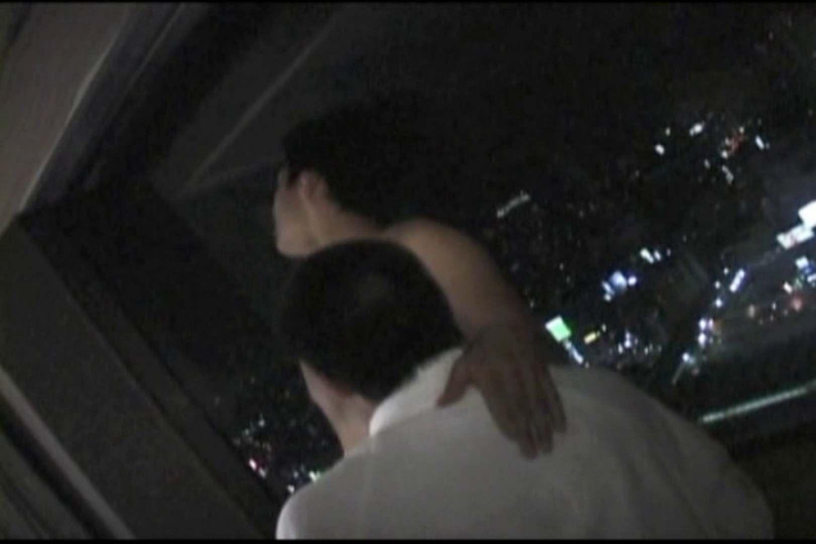 綺麗な夜景をバックに愛し合う2人。 セックス | 男天国  97pic 28