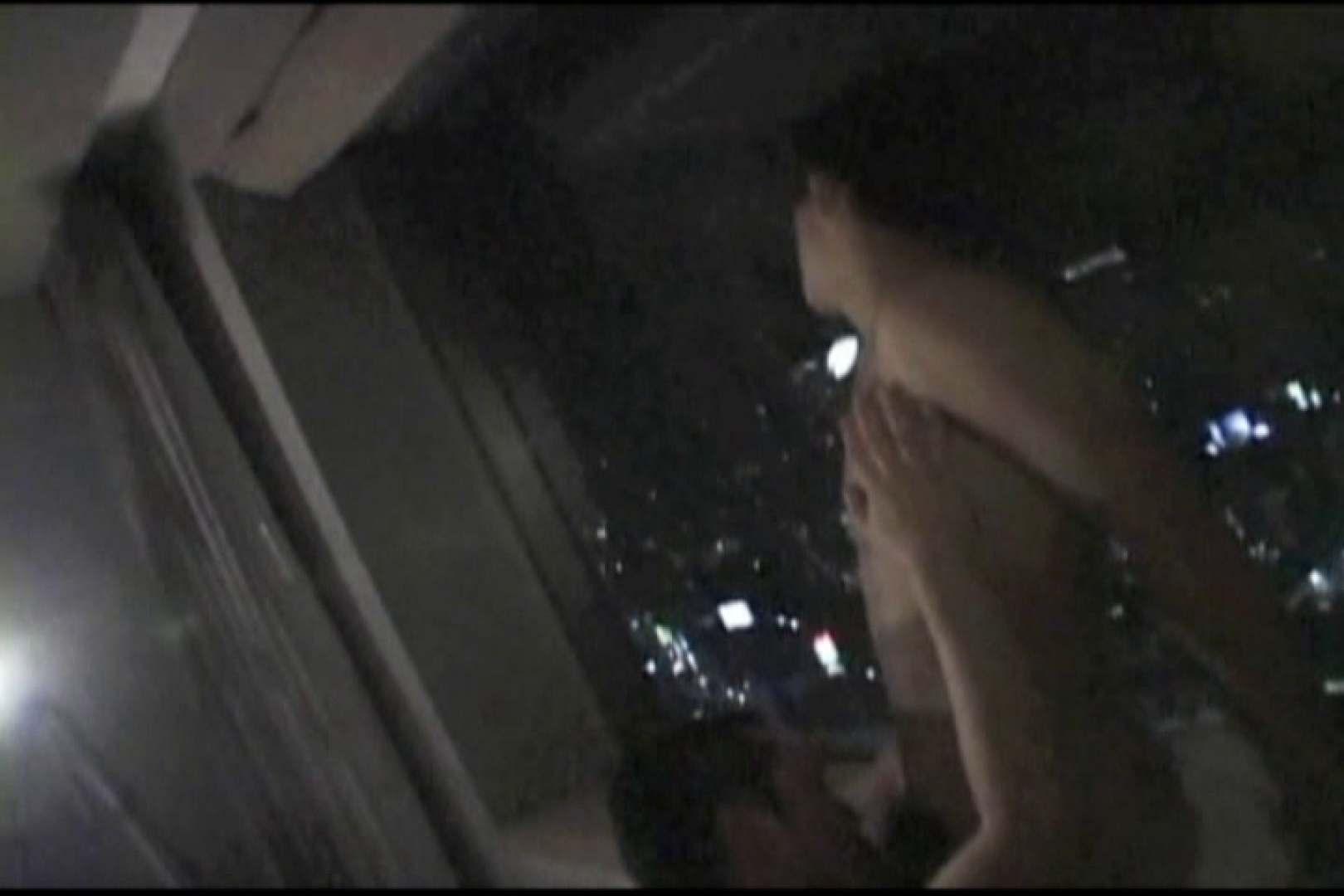 綺麗な夜景をバックに愛し合う2人。 セックス | 男天国  97pic 48