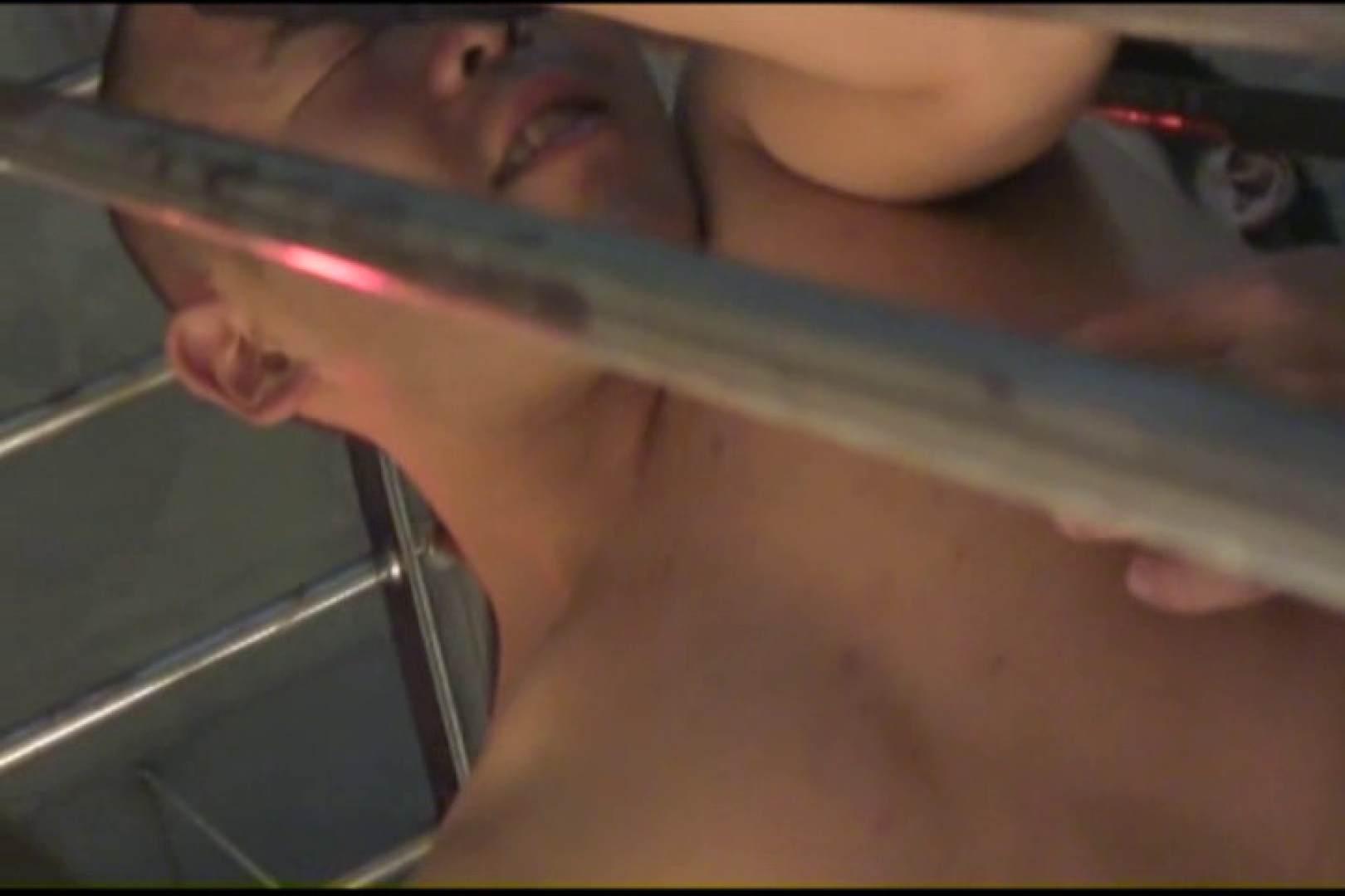 亀田興毅似なボクサーが乳首を弄られ感じる姿。 悶絶   完全無修正でお届け  106pic 34
