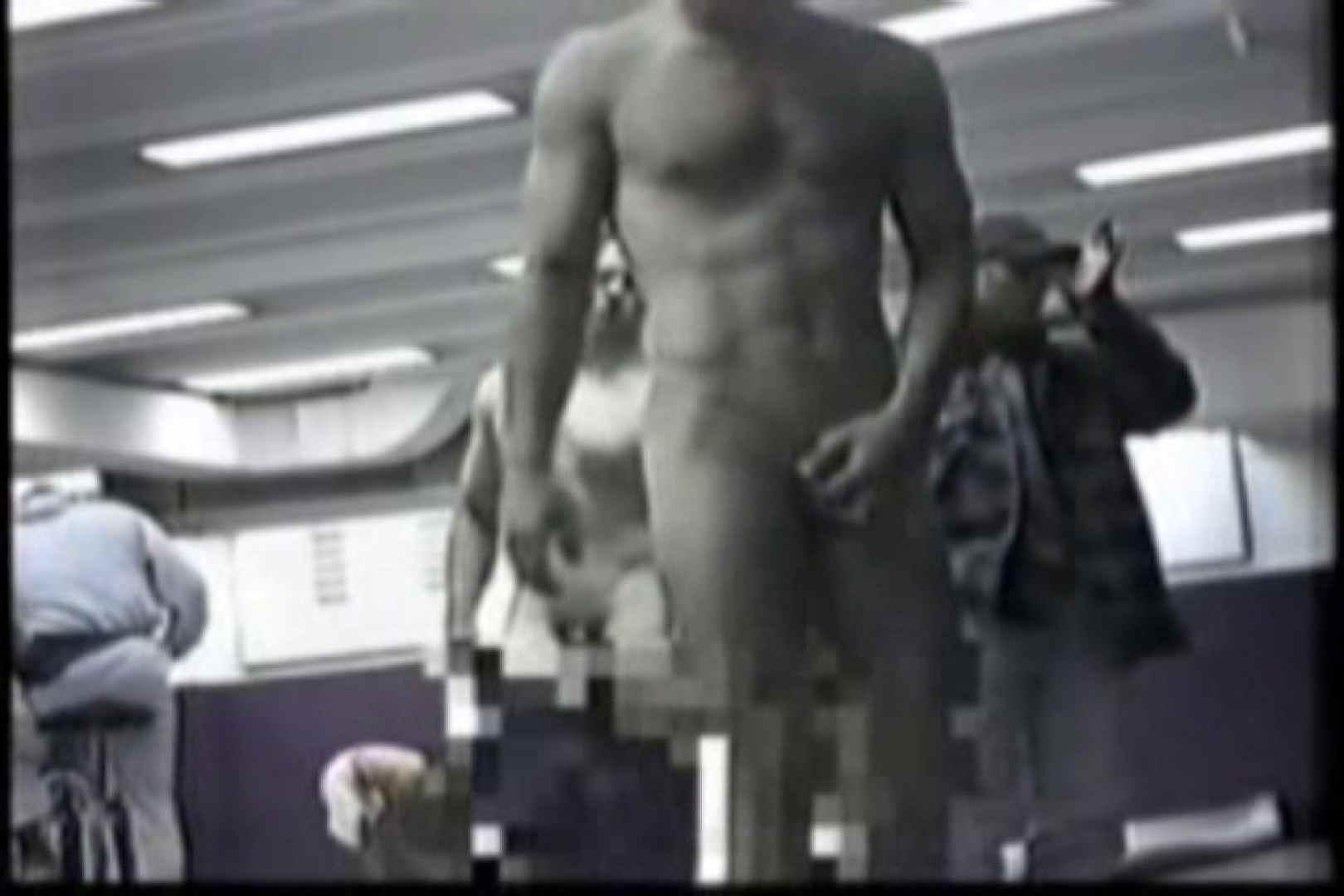 洋人さんの脱衣所を覗いてみました。VOL.8 のぞき   ガチムチマッチョ系  93pic 2