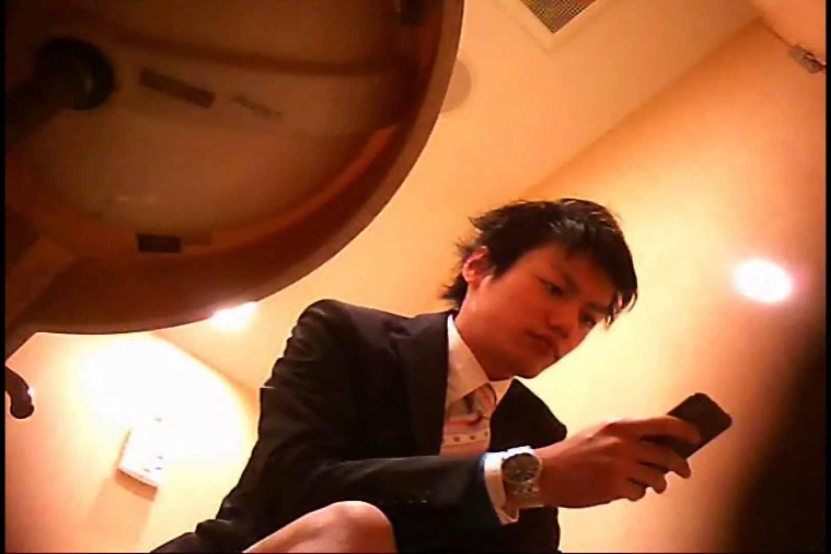 Gボーイ初投稿!掴み取りさんの洗面所覗き!in新幹線!VOL.04 スーツボーイズ   のぞき  65pic 1