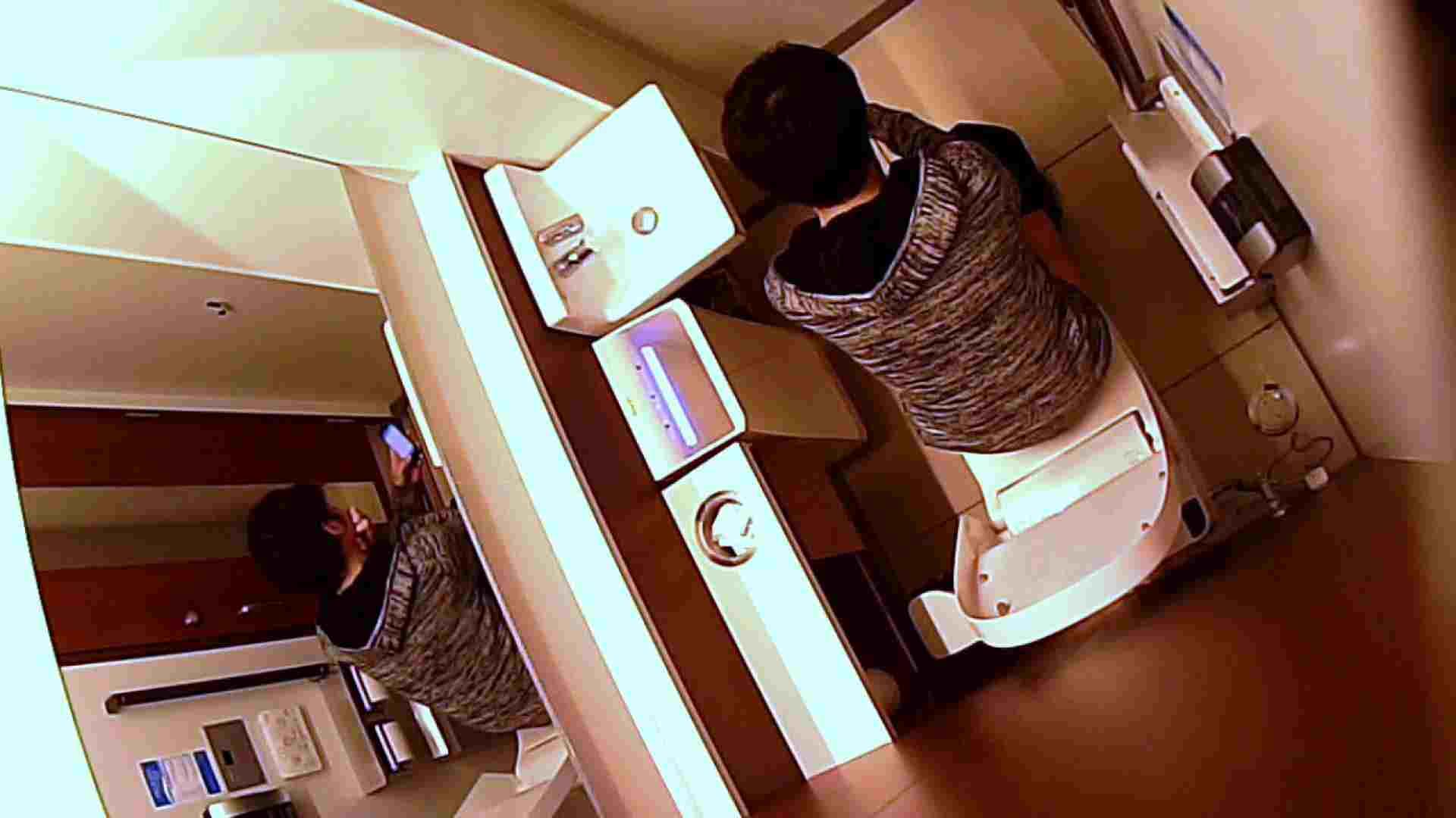 イケメンの素顔in洗面所 Vol.03 丸見え動画 | ボーイズうんこ  107pic 14