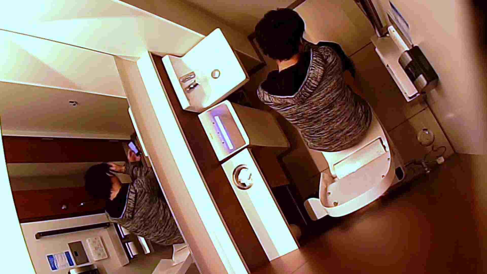 イケメンの素顔in洗面所 Vol.03 丸見え動画 | ボーイズうんこ  107pic 42
