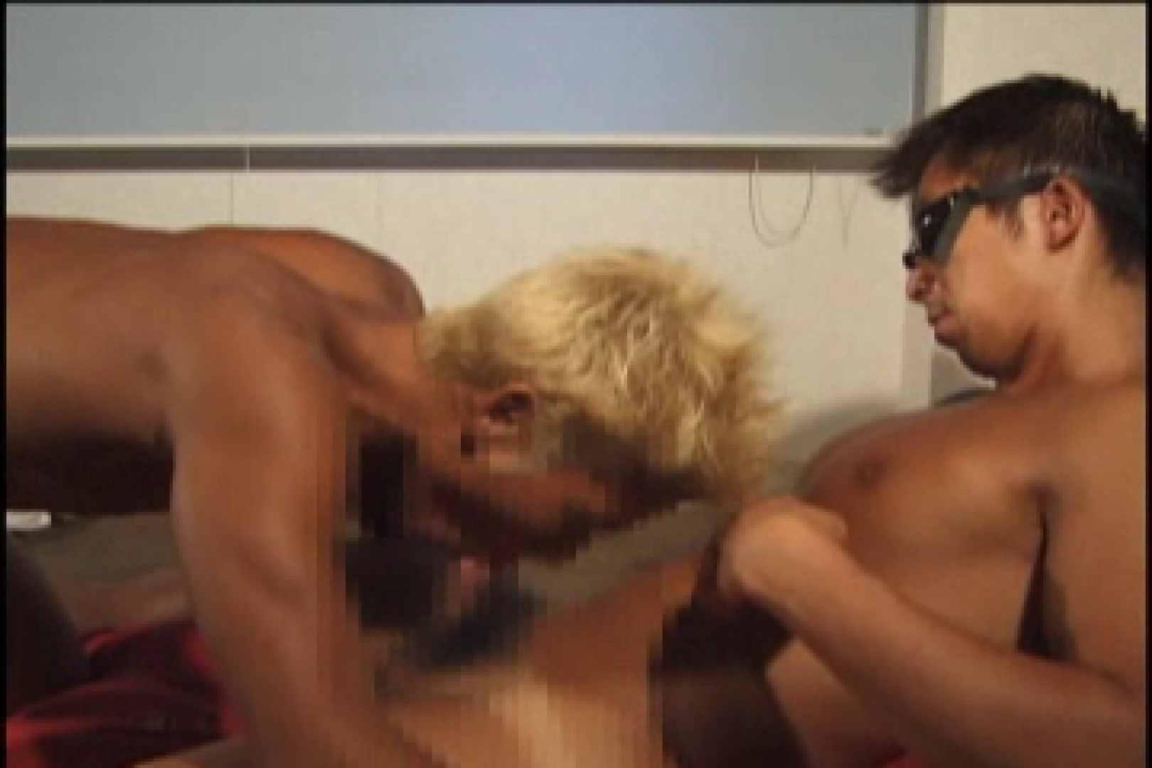いったれ!ガチNonkeの大冒険!!vol.12 肉   ガチムチマッチョ系  87pic 74