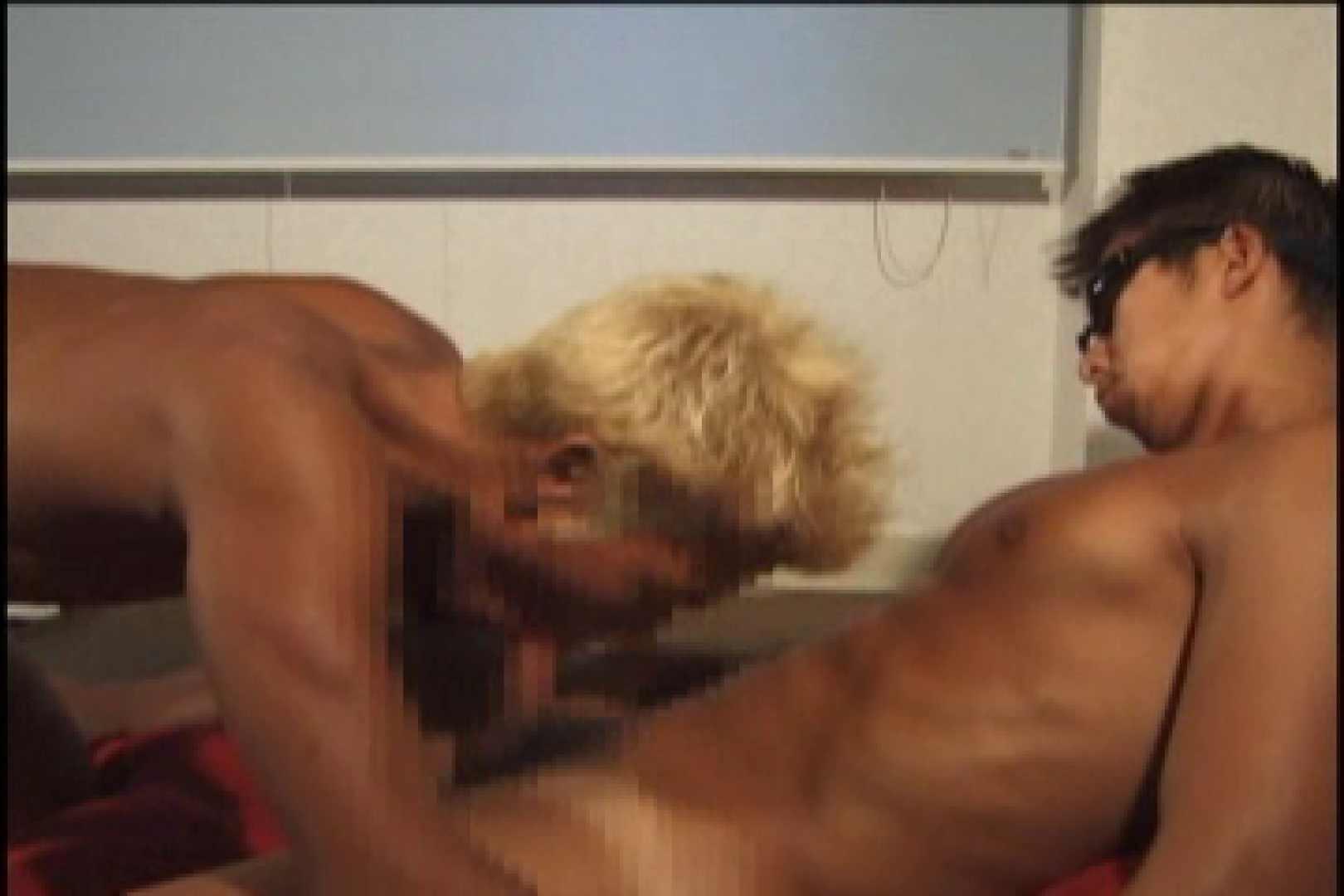 いったれ!ガチNonkeの大冒険!!vol.12 肉   ガチムチマッチョ系  87pic 77