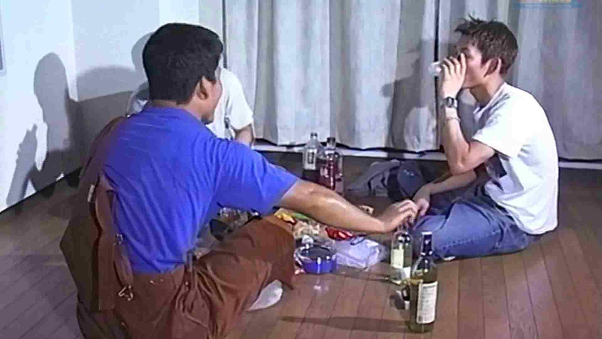 ヤリヤリ野郎共倶楽部vol.13前編 3P | 男天国  77pic 23
