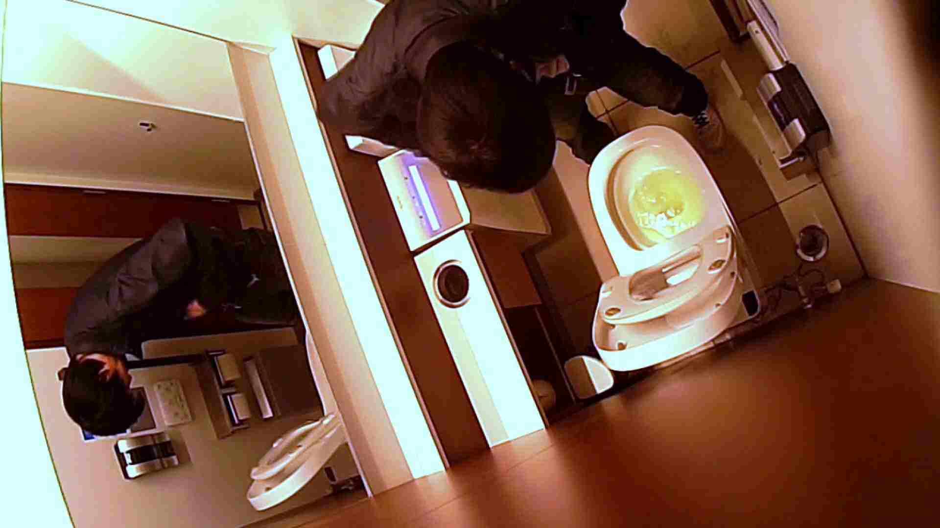 ゲイザーメン動画|すみませんが覗かせてください Vol.30|トイレ