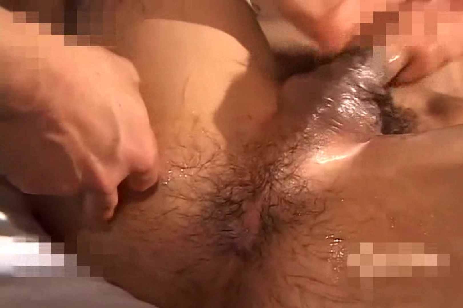 ゲイザーメン動画|Beautiful muscle モッコリ野郎達!Vol.08|アナル責め