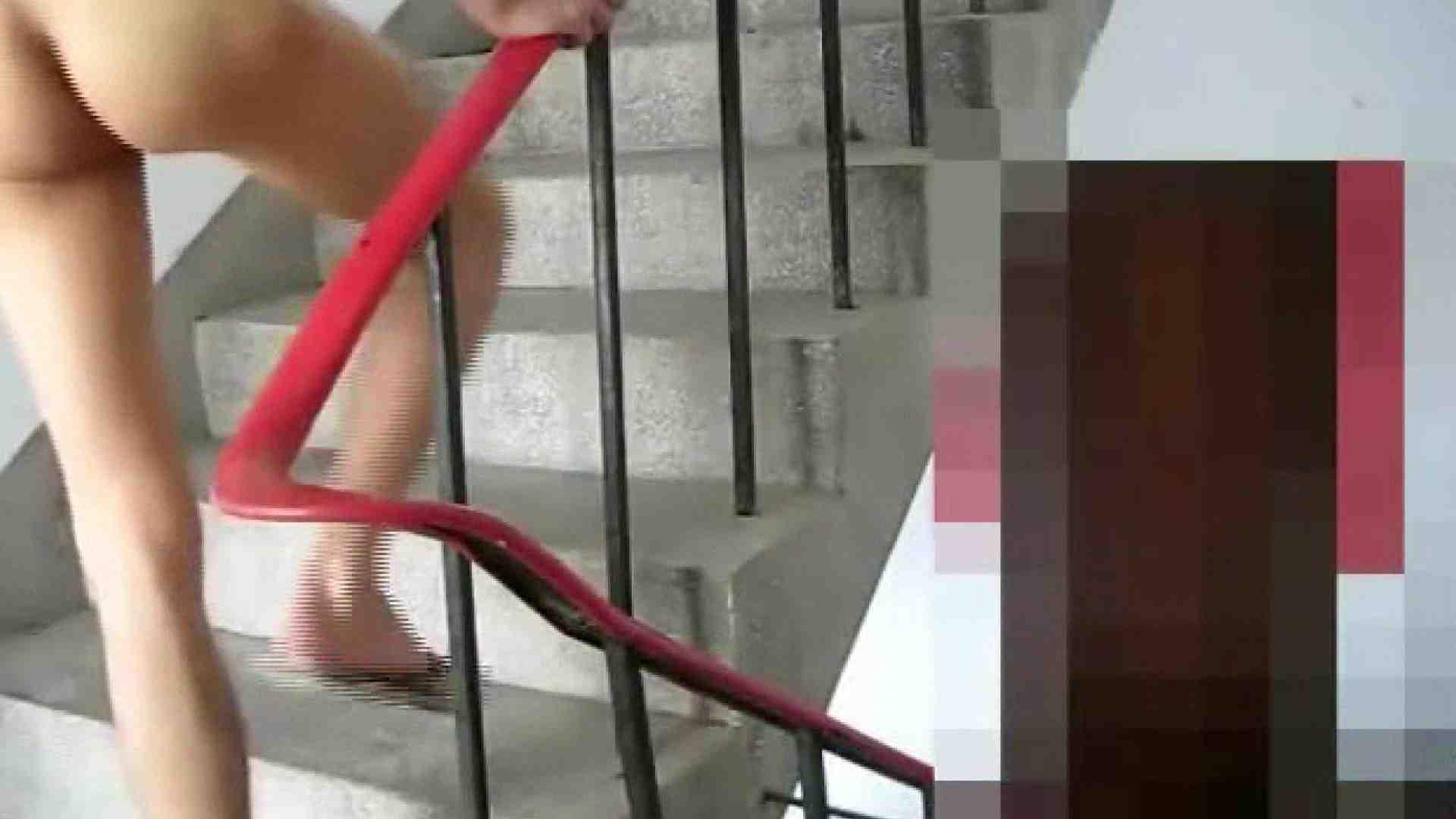 オナニー階段でシコる! 露出   0  76pic 58