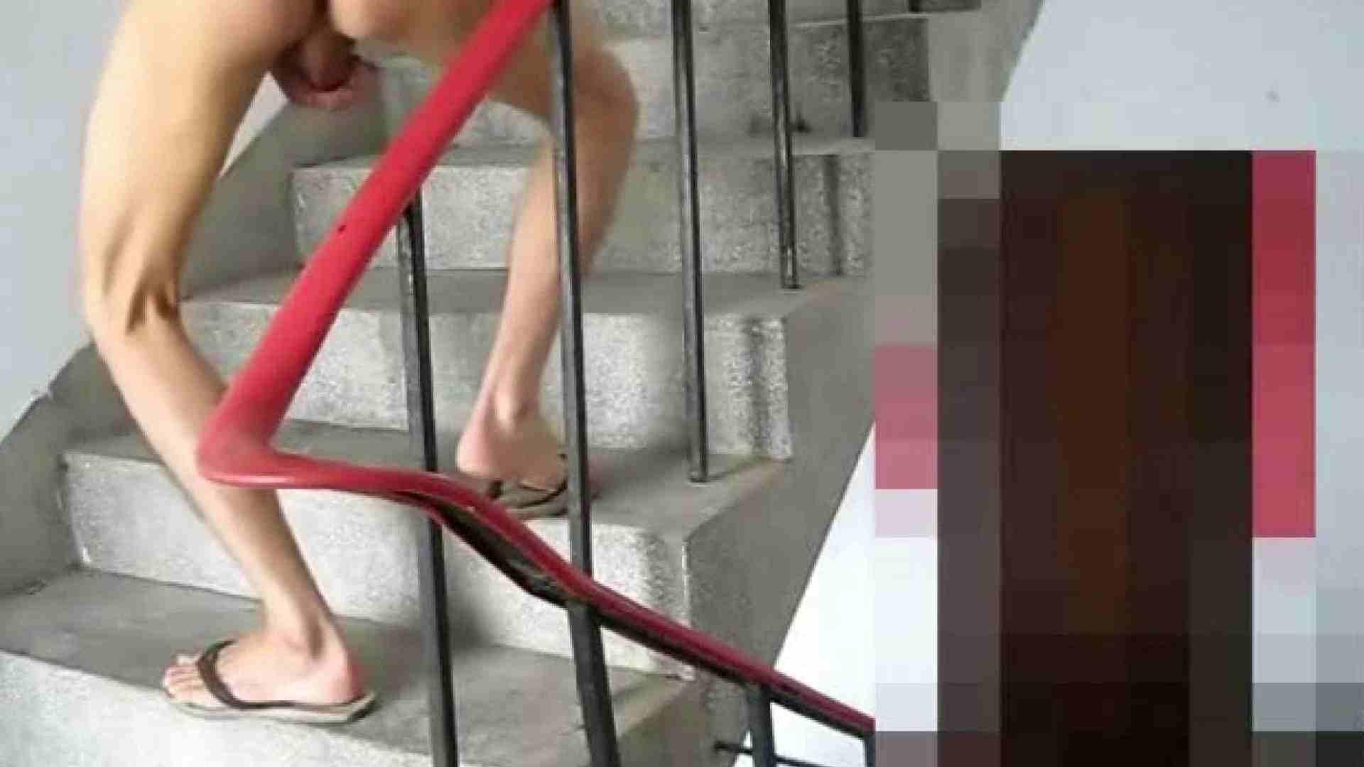 オナニー階段でシコる! 露出   0  76pic 69